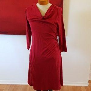 Beautiful Patagonia red dress